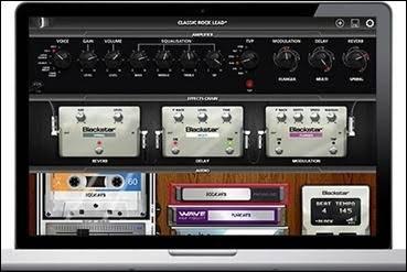 Blackstar ID:CORE 40 V2 - 40 Watt Stereo Combo Amplifier with PreSonus One Recording Software Product Image 9