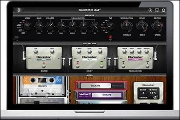 Blackstar ID:CORE 20 V2 - 20 Watt Stereo Combo Amplifier with PreSonus One Recording Software Product Image 9