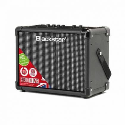 Blackstar ID:CORE 10V2 - 10 Watt Stereo Combo Amplifier with PreSonus One Recording Software Product Image 6