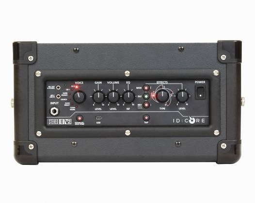 Blackstar ID:CORE 10V2 - 10 Watt Stereo Combo Amplifier with PreSonus One Recording Software Product Image 4