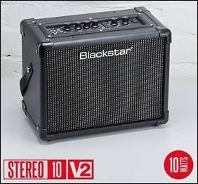 Blackstar ID:CORE 10V2 - 10 Watt Stereo Combo Amplifier with PreSonus One Recording Software Product Image 8