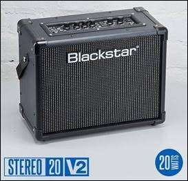 Blackstar ID:CORE 20 V2 - 20 Watt Stereo Combo Amplifier with PreSonus One Recording Software Product Image 4