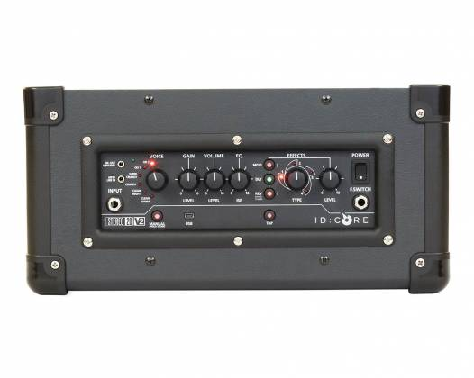 Blackstar ID:CORE 20 V2 - 20 Watt Stereo Combo Amplifier with PreSonus One Recording Software Product Image 6