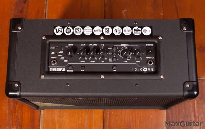 Blackstar ID:CORE 40 V2 - 40 Watt Stereo Combo Amplifier with PreSonus One Recording Software Product Image 5