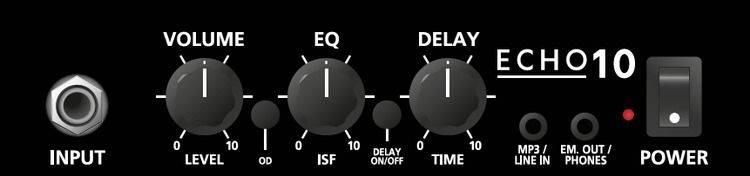 Blackstar LT-10 Echo 10 Watt Practice Amplifier Product Image 5