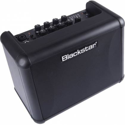 Blackstar SUPERFLYBT 12-watt Battery Powered Electric or Acoustic Guitar Amplifier Combo with Bluetooth Product Image 2