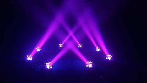 Blizzard HYPNO BEAM LED Moving Head Beam Fixture with programmable LED Rings hypno-beam Product Image 21