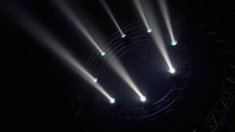 Blizzard HYPNO BEAM LED Moving Head Beam Fixture with programmable LED Rings hypno-beam Product Image 25