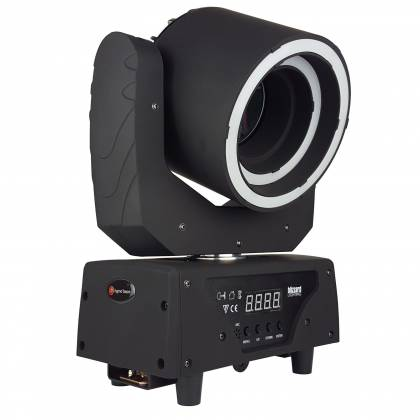 Blizzard HYPNO BEAM LED Moving Head Beam Fixture with programmable LED Rings hypno-beam Product Image 4