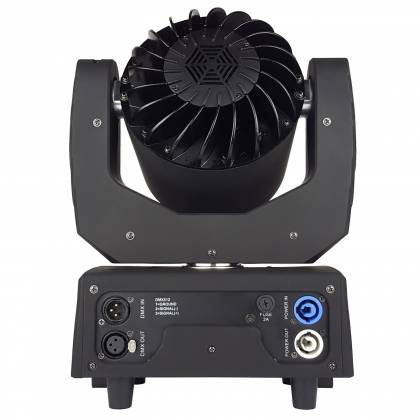 Blizzard HYPNO BEAM LED Moving Head Beam Fixture with programmable LED Rings hypno-beam Product Image 9