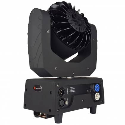 Blizzard HYPNO BEAM LED Moving Head Beam Fixture with programmable LED Rings hypno-beam Product Image 6