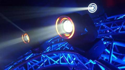 Blizzard HYPNO BEAM LED Moving Head Beam Fixture with programmable LED Rings hypno-beam Product Image 15