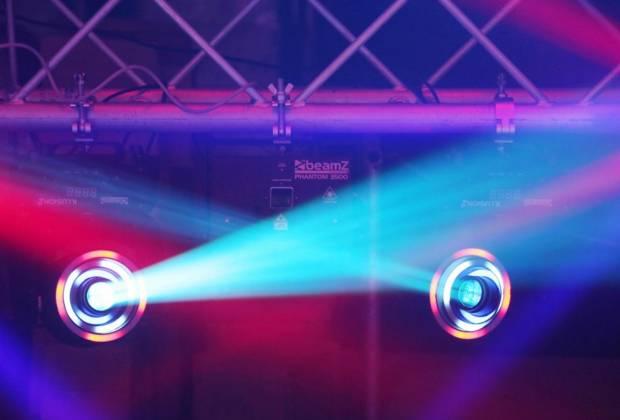 Blizzard HYPNO SPOT LED Moving Head Fixture  Product Image 17