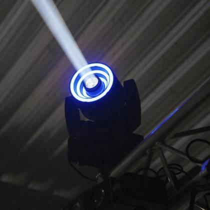 Blizzard HYPNO SPOT LED Moving Head Fixture  Product Image 19
