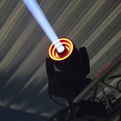 Blizzard HYPNO SPOT LED Moving Head Fixture  Product Image 23