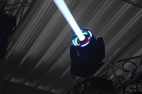 Blizzard HYPNO SPOT LED Moving Head Fixture  Product Image 25