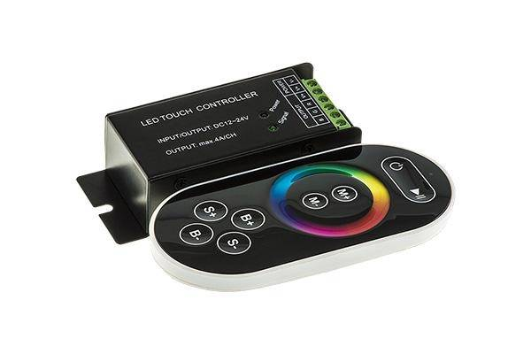 Blizzard KOMPLY REMOTE Wireless RGB Controller with 11 Built-In Programs Product Image 2