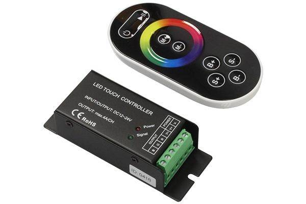Blizzard KOMPLY REMOTE Wireless RGB Controller with 11 Built-In Programs Product Image 3