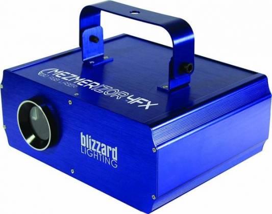 Blizzard MEZMERIZOR 4FX High Power RGB Laser Effect Product Image 2