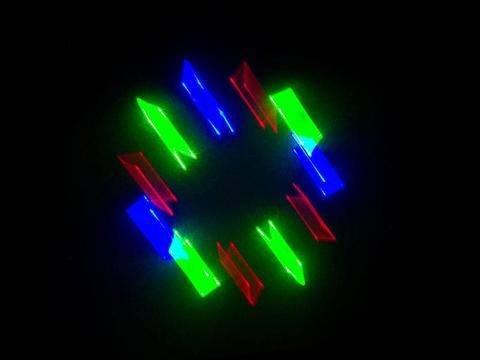 Blizzard MEZMERIZOR 4FX High Power RGB Laser Effect Product Image 12