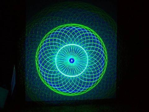 Blizzard MEZMERIZOR 4FX High Power RGB Laser Effect Product Image 21