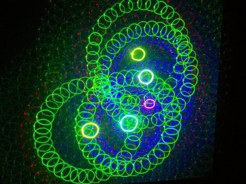 Blizzard MEZMERIZOR 4FX High Power RGB Laser Effect Product Image 22