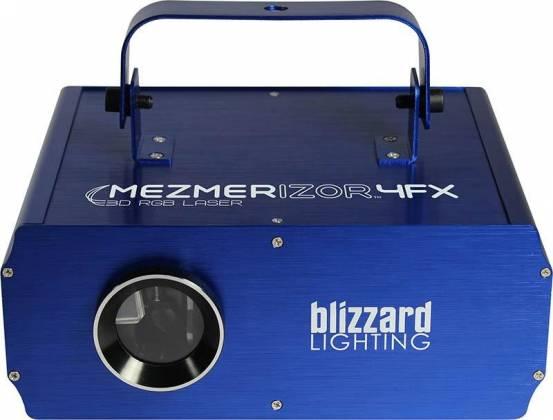 Blizzard MEZMERIZOR 4FX High Power RGB Laser Effect Product Image 4