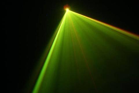 Blizzard MEZMERIZOR 4FX High Power RGB Laser Effect Product Image 5