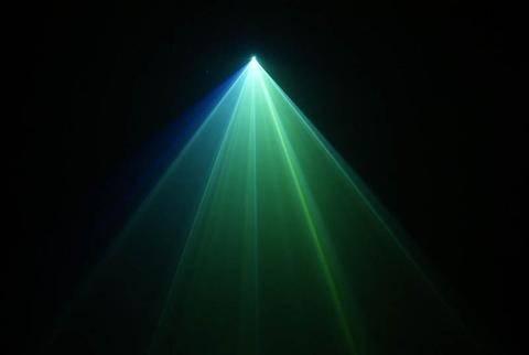Blizzard MEZMERIZOR 4FX High Power RGB Laser Effect Product Image 7