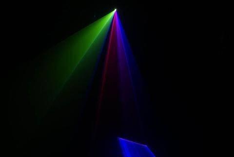 Blizzard MEZMERIZOR 4FX High Power RGB Laser Effect Product Image 9