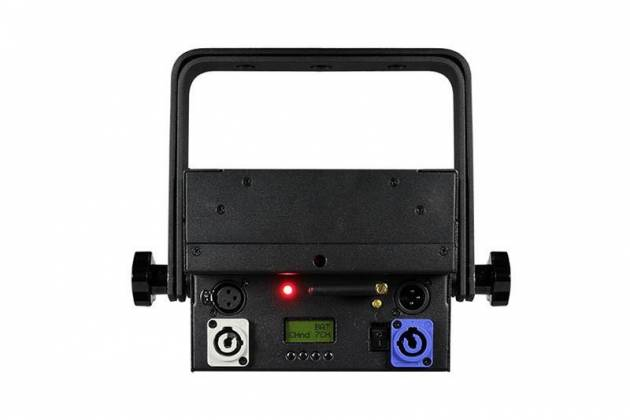 Blizzard SKYBOX W-DMX RGBAW+UV LED Rechargeable Battery Powered 2.4MHz Wireless DMX Wash Light -Black Product Image 6