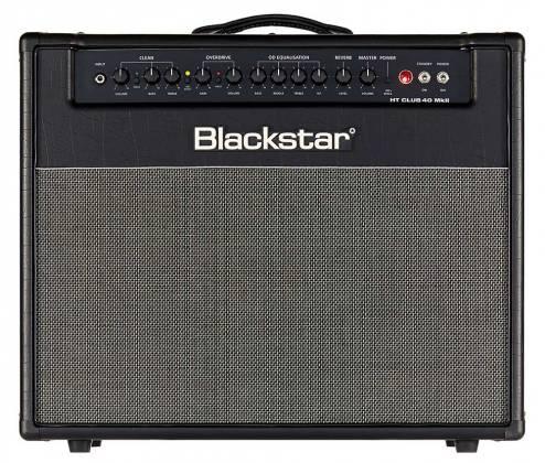 Blackstar CLUB40CMKII VT Venue MKII Series 40W 1x12 Guitar Combo Amplifier Product Image 4