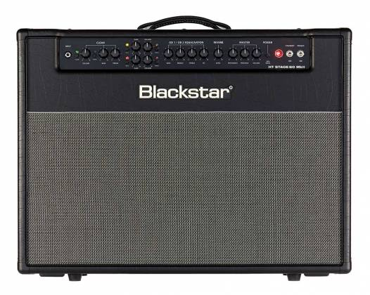 Blackstar STAGE602MKII VT Venue MKII Series 60W 2x12 Guitar Combo Amplifier Product Image 4