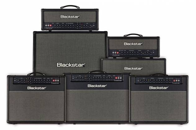 Blackstar STAGE602MKII VT Venue MKII Series 60W 2x12 Guitar Combo Amplifier Product Image 2