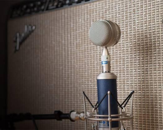 Blue Microphones Bottle RS1 Bottle Rocket Stage 1 Large Diaphragm Studio Condenser Microphone Product Image 15