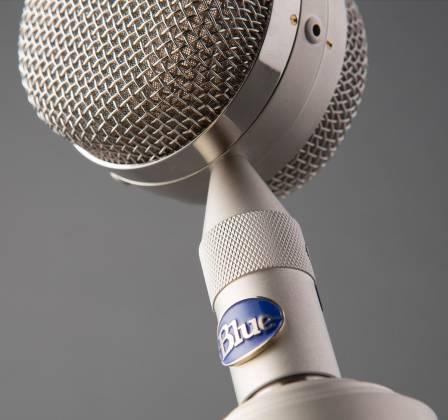 Blue Microphones Bottle RS1 Bottle Rocket Stage 1 Large Diaphragm Studio Condenser Microphone Product Image 8