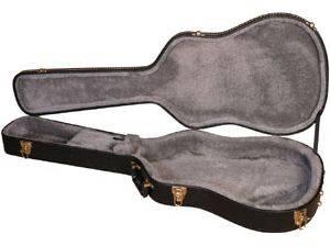 Boblen HST Hardshell Thin Body Acoustic Guitar Case Product Image 2
