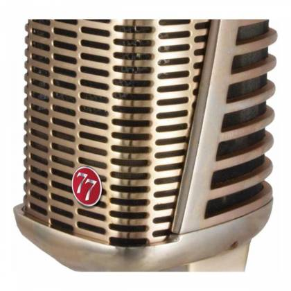 CAD Audio A77R Large-Format High-Gauss Ribbon Microphone Product Image 5