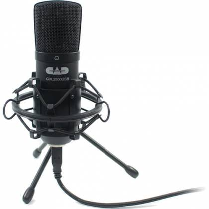 CAD Audio GXL2600USB Large Diaphragm Studio Condenser USB Microphone Product Image 2