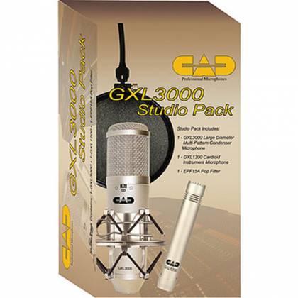 CAD Audio GXL3000SP Studio Pack Bundle Product Image 2