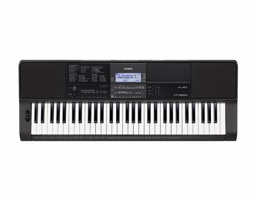 Casio CTX800 61-Key Portable Keyboard Product Image 12