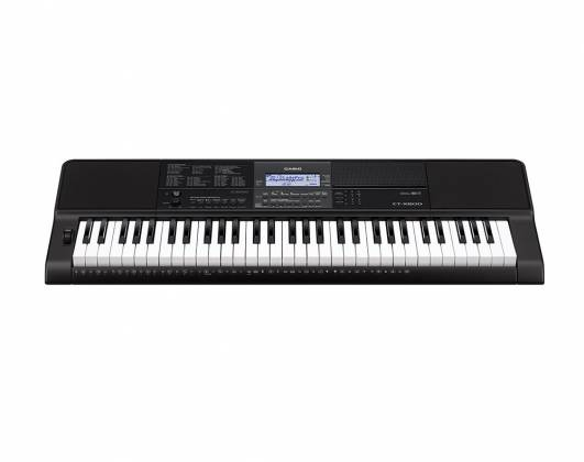 Casio CTX800 61-Key Portable Keyboard Product Image 13