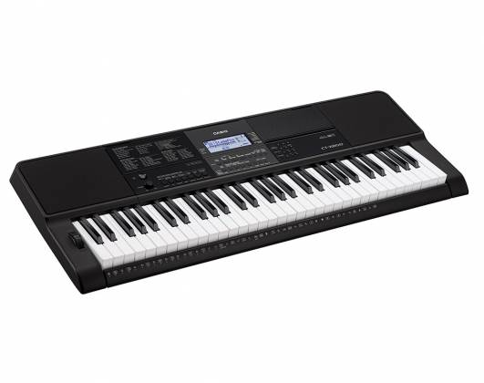 Casio CTX800 61-Key Portable Keyboard Product Image 14