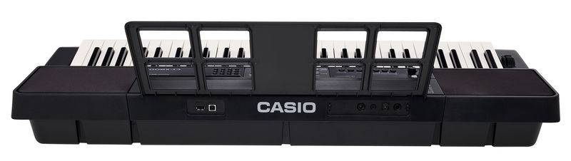Casio CTX800 61-Key Portable Keyboard Product Image 5