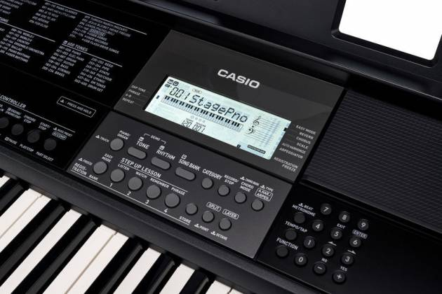 Casio CTX800 61-Key Portable Keyboard Product Image 8