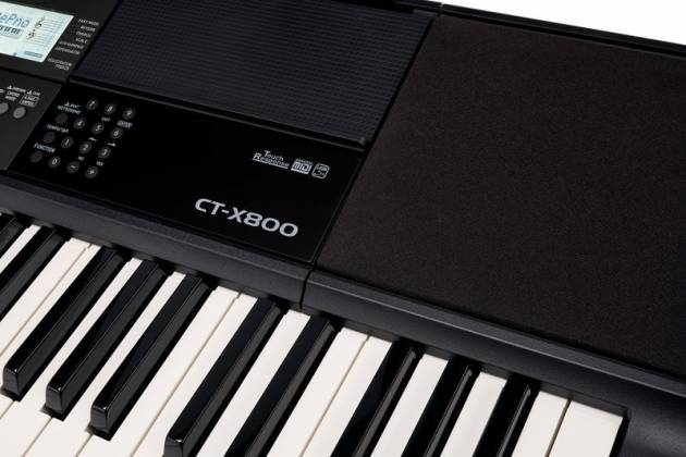 Casio CTX800 61-Key Portable Keyboard Product Image 9