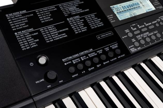 Casio CTX800 61-Key Portable Keyboard Product Image 10