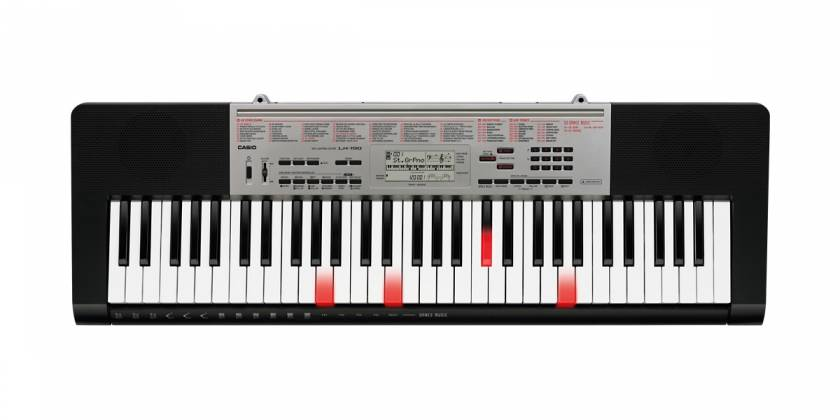 Casio LK-190 61-Key, Piano-Style Keyboard with Key-Lighting System Product Image 2