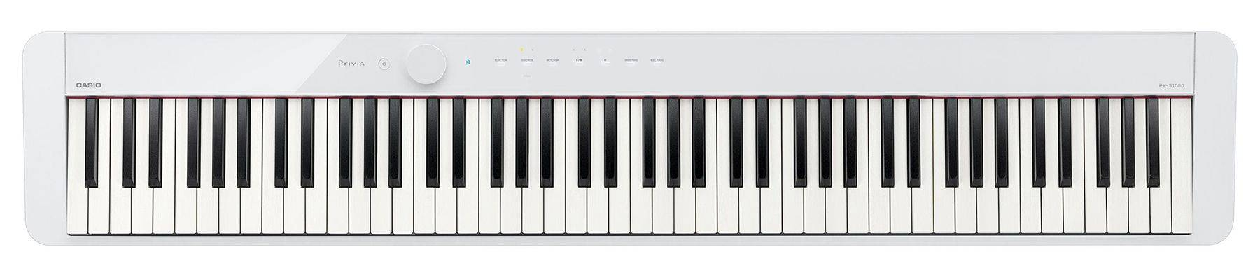 Casio PXS1000WE White 88 Key 18 Tones Smart Scaled Action Digital Piano pxs-1000-we Product Image 9