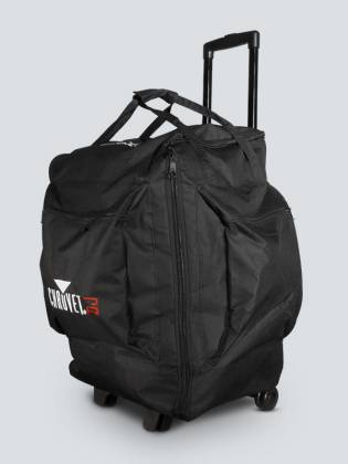 Chauvet DJ CHS-50 Soft Sided Lighting Bag with Wheels and a Retractable Handle Product Image 3